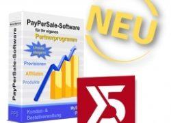 Partnerprogramm-Erweiterung für WebSite X5 Evolution
