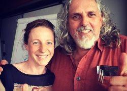1. Speaker Cruise der Welt auf dem Rhein mit Peggy Seegy