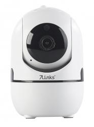 WLAN-IP-Überwachungskamera IPC-450.track mit Objekt-Tracking und App, HD, 360°