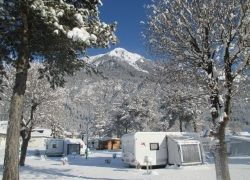 Kärntner Gailtal: Camping – Wellness – Winterspaß