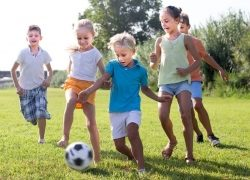 Spielräume für gesunde Bewegung
