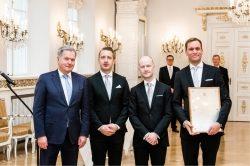 M-Files erhält Internationalization Award des finnischen Präsidenten