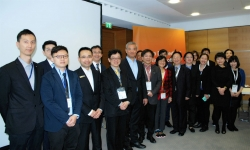 Fachpublikum von innovativer Medizintechnik aus Taiwan begeistert