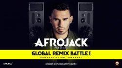 """Afrojack präsentiert """"Global Remix Battle I"""" mit Unterstützung von PMC"""