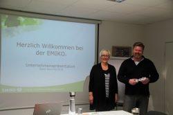 Familienbewusste Unternehmen informierten sich über Betriebliches Gesundheitsmanagement bei EMIKO
