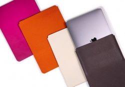 Lederaccessoires für Apple-Produkte von Lucrin