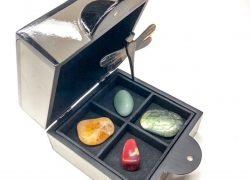 G for gems: Die Magie der Steine