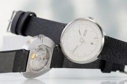 TRES – Die dritte Generation der Dreizeigeruhr von BOTTA design