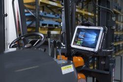 Mobile IT Lösungen für effiziente Logistik-Prozesse