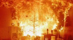 Offene Flammen, trockene Tannen und Geschenke mit Akku