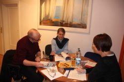 SC Lötters machte Bonn Lighthouse fit in Sachen Pressearbeit
