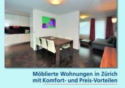 Fachkräfte für Zürich gewinnen – in möblierter Wohnung unterbringen