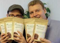 Start für neuen Tee Onlineshop aus Hanau am Tag des…