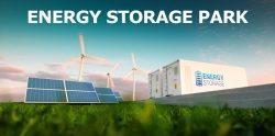 Energiespeicherpark für Deutschland und Europa