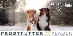 Das richtige Winterfutter für Hunde und was man beachten sollte.