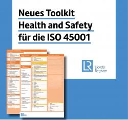 Vergleichen Sie die neue Arbeitsschutznorm ISO 45001 mit der OHSAS…