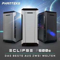 NEUHEIT bei Caseking – Der PHANTEKS Eclipse P600S Midi-Tower vereint…