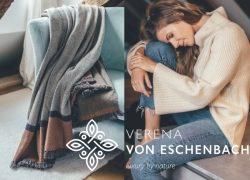 Verena von Eschenbach: Edles Kaschmir und einzigartige Wolle vom Yak und Kamel