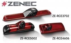 Einparkassistenten für Reisemobile – ZENECs neue Rückfahrkameras