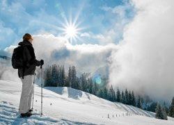 Gratis Schneeschuh-Wanderung – Best Western Angebot