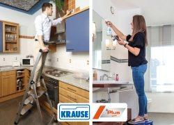 Die KRAUSE PlusLine – Sicherheit und Komfort ohne Kompromisse