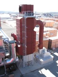 Wärmerückgewinnung für Hersteller keramischer Produkte