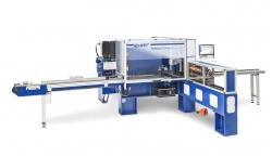 EHRT Maschinenbau mit modularen Stanzmaschinen auf der HMI 2019