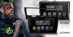Neu von RADICAL: Infotainer für VW auf Android-Basis