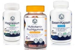 Sarenius erschließt Markt für Nahrungsergänzungsmittel