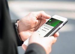 Zeiterfassung Timemaster jetzt auch per App auf Smartphones