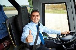 Deutsche Busunternehmen kämpfen um spanische Fahrer.