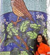 Lebendige Mosaikkunst im öffentlichen Raum