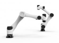 DOBOT präsentiert kosteneffektiven 6-achsigen kollaborativen Roboter CR6-5 auf der Hannover…