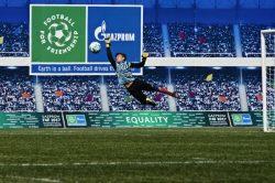 """""""Fußball für Freundschaft"""" eröffnet die siebte Saison"""