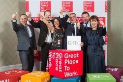 Great Place to Work: G-TEC Ingenieure gehören zu Deutschlands besten Arbeitgebern