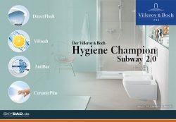 Villeroy & Bochs Hygiene-Champion