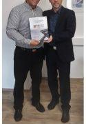 Silber-Partnerschaft: TUXGUARD intensiviert Zusammenarbeit mit Hirschmann Systemhaus GmbH & Co. KG