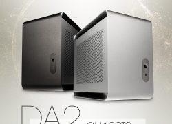NEUHEIT bei Caseking – Streacom DA2: Ein Mini-ITX-Gehäuse mit einzigartiger…