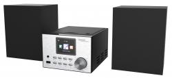 auvisio Micro-Stereoanlage IRS-500.mini Webradio, DAB+