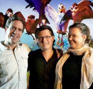 """Filmmusik und Sounddesign von Frank Schreiber für den Animationsfilm """"Manou – flieg"""" flink!"""""""