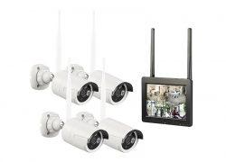 VisorTech Funk-Überwachungs-Set DSC-755.PnP