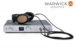 Warwick Acoustics präsentiert das Referenz-Kopfhörer-System APERIO