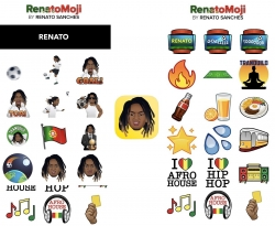 Renatomoji von Renato Sanches