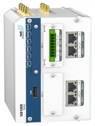NetModules NB1810 Industrie-Router mit Power over Ethernet