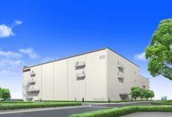Kyocera baut in Shiga, Japan, ein neues Werk zur Herstellung…