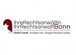 Top-Rechtsanwälte in Bonn mit Google-Bewertungen finden