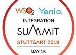 Trumpf und Hanseatic auf der Integration Summit von Yenlo und WSO2 am 15.05.2019 in Stuttgart