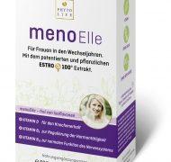 menoElle – das Produkt für Frauen in den Wechseljahren