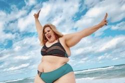Plus Size Model Christin Thomsen über die Gillette-Venus-Kampagne mit Anna…