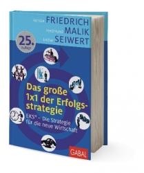 """Jubiläum für GABAL-Bestseller: """"Das große 1×1 der Erfolgsstrategie"""" jetzt in…"""